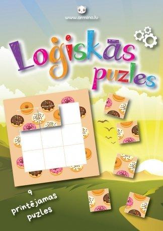 Printējamas loģiskās puzles