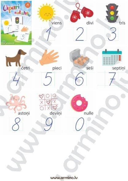 Pirmsskolas sākumskolas metodiskie skola2030 matemātika burti