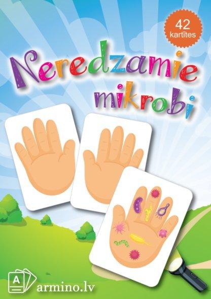 Pirmsskolas sākumskolas metodiskie materiāli dabaszinības matemātika bērniem par mikrobiem